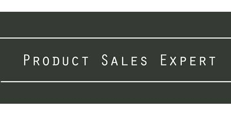 Product Sales Expert
