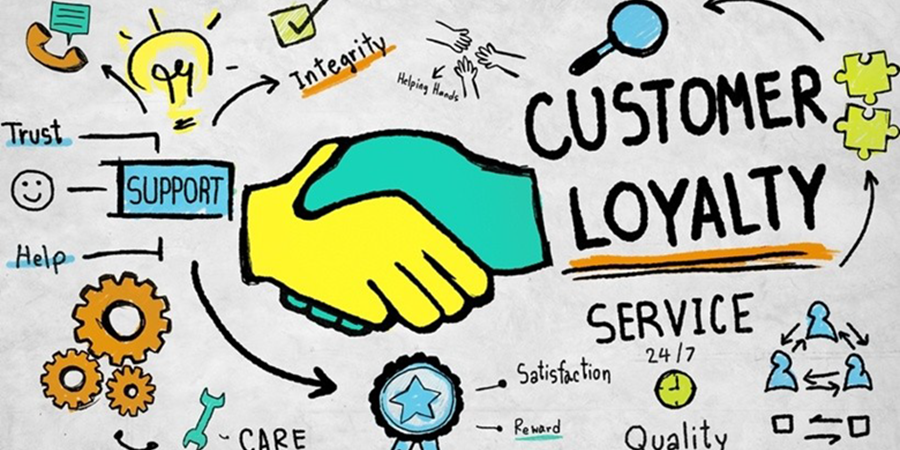 The Secret To Customer Loyality
