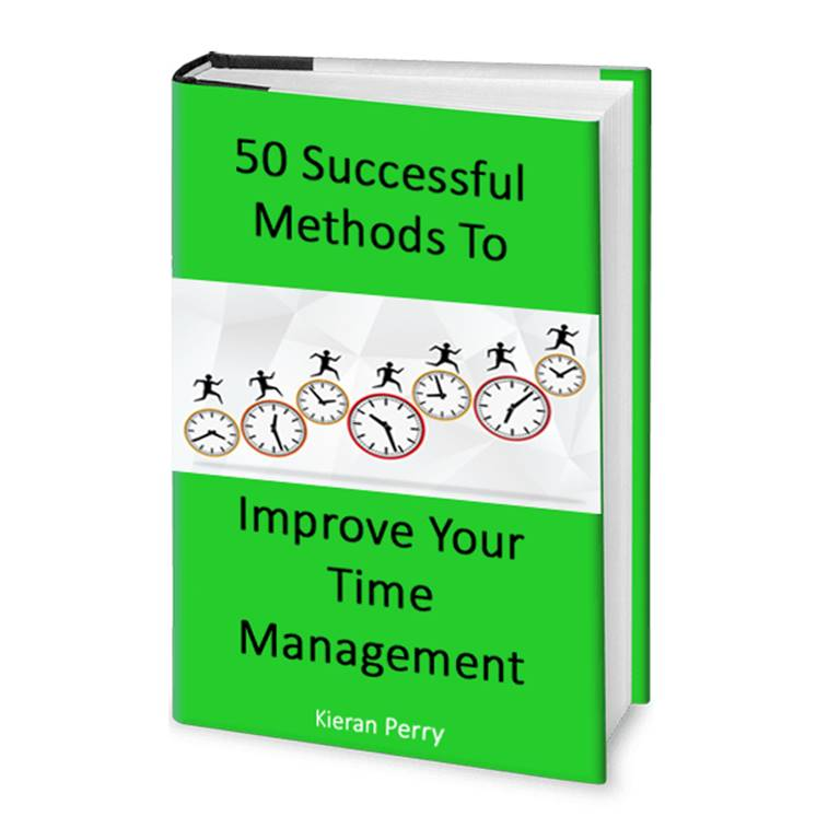 50 Successful Methods To Improve Your Time Management - Ebook