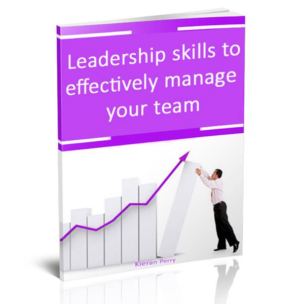 Leadership Skills To Effectively Manage Your Team - Ebook